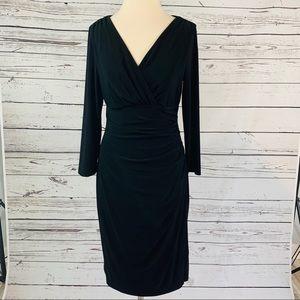 Lauren Ralph Lauren little black dress like new